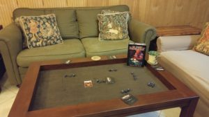 Gamer Coffee Table