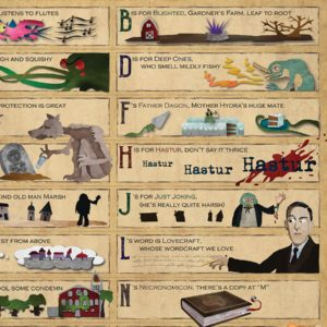 Lexical Lovecraft