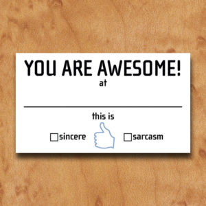 You Are Awesome - Preview