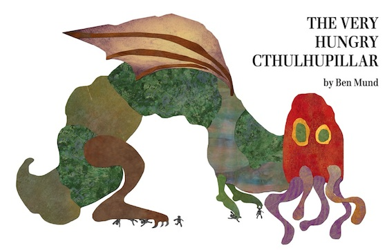 Very Hungry Cthulhupillar (T.O.S.) -  Signal Fire Studios