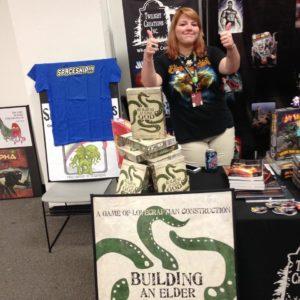 Dragon*Con 2014 Booth